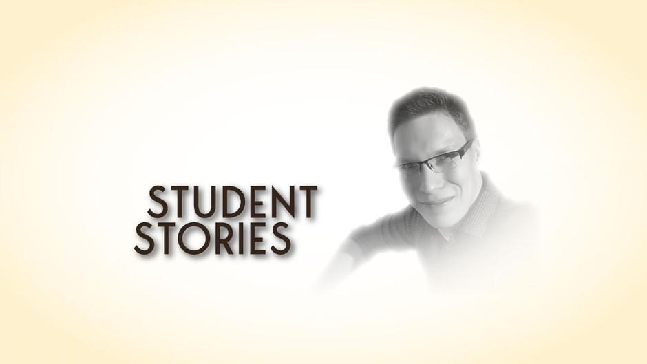 Student Stories - Joel Enqvist