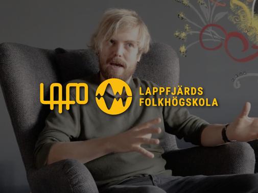 Lappfjärds folkhögskola & Kalle Heikius
