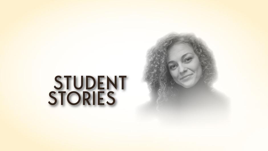 Student Stories - Rebecca Varhama