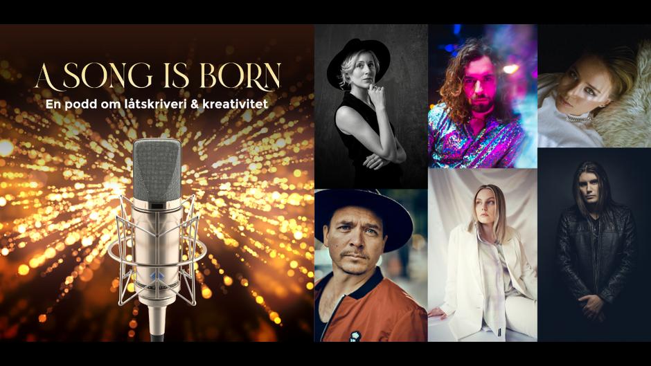 A song is born – i höst blir musiken levande igen!