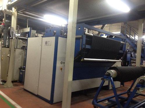 M-TEC decatizing machine