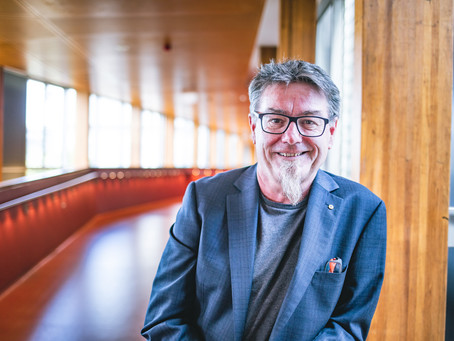 Meet the TRICEP Team: Prof Gordon Wallace