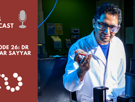 Dr Sepidar Sayyar features on The ACES Podcast