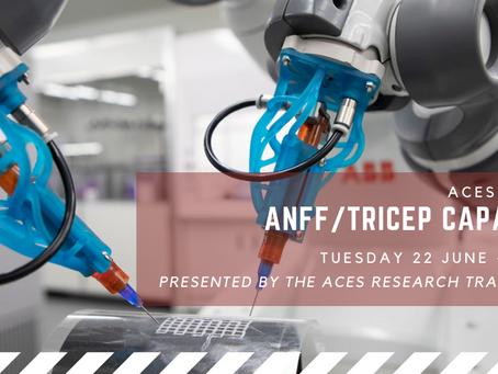 ANFF/TRICEP Capabilities Workshop