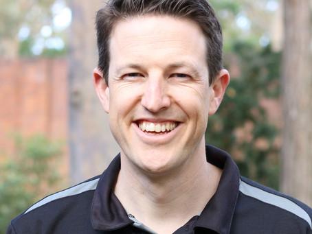 Meet the Team: Dr Ben Vaughan