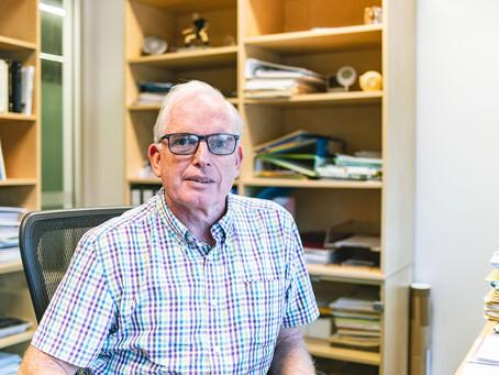 Meet the Team: Prof David Officer