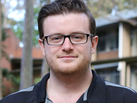 Meet the Team: Dr Adam Fahy