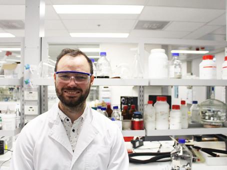 Meet the TRICEP Team: Dr Greg Ryder
