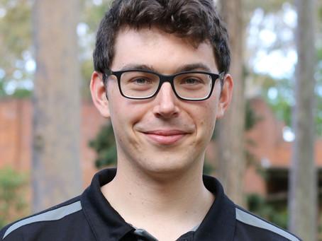 Meet the Team: Dr Matthew Bergin