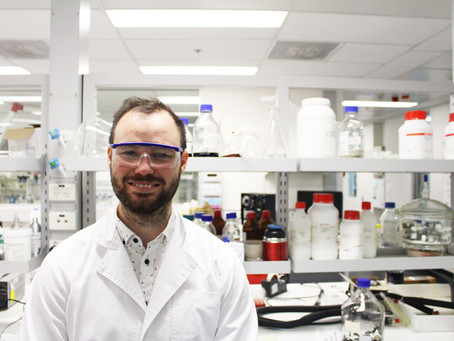 Meet the Team: Dr Greg Ryder.