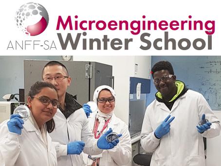 ANFF-SA's Microengineering Winter School 2021