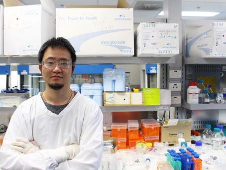 Meet the Team: Dr Zhi Chen