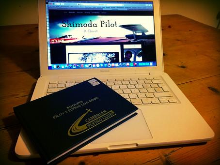 Flight logging & Blogging