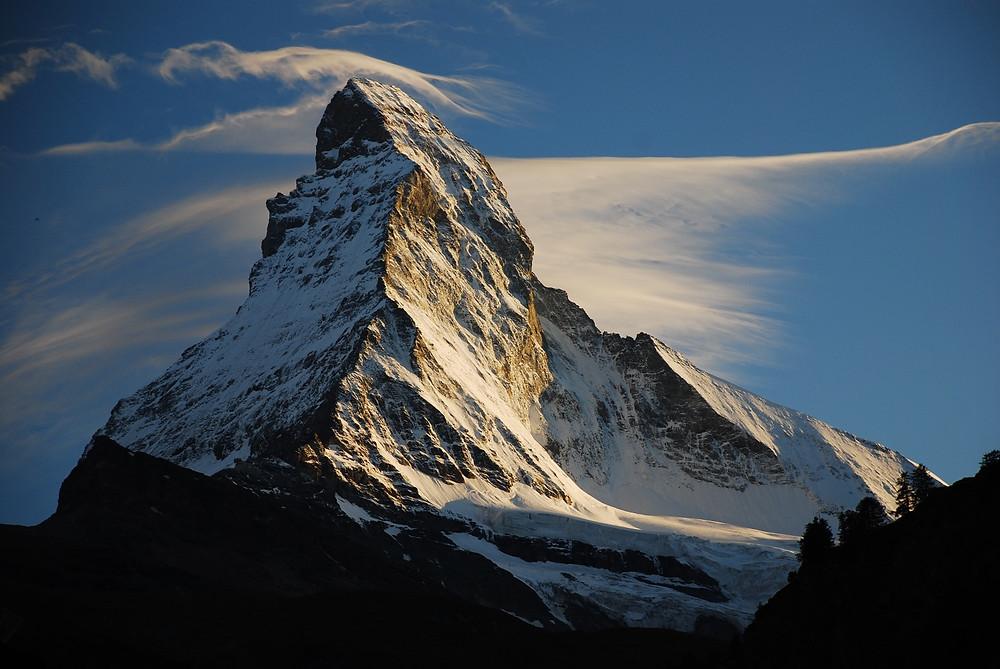 Snowboard Zermatt
