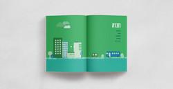 עיצוב ואיור חוברות   מיזם מוארד   ג׳וינט אלכא