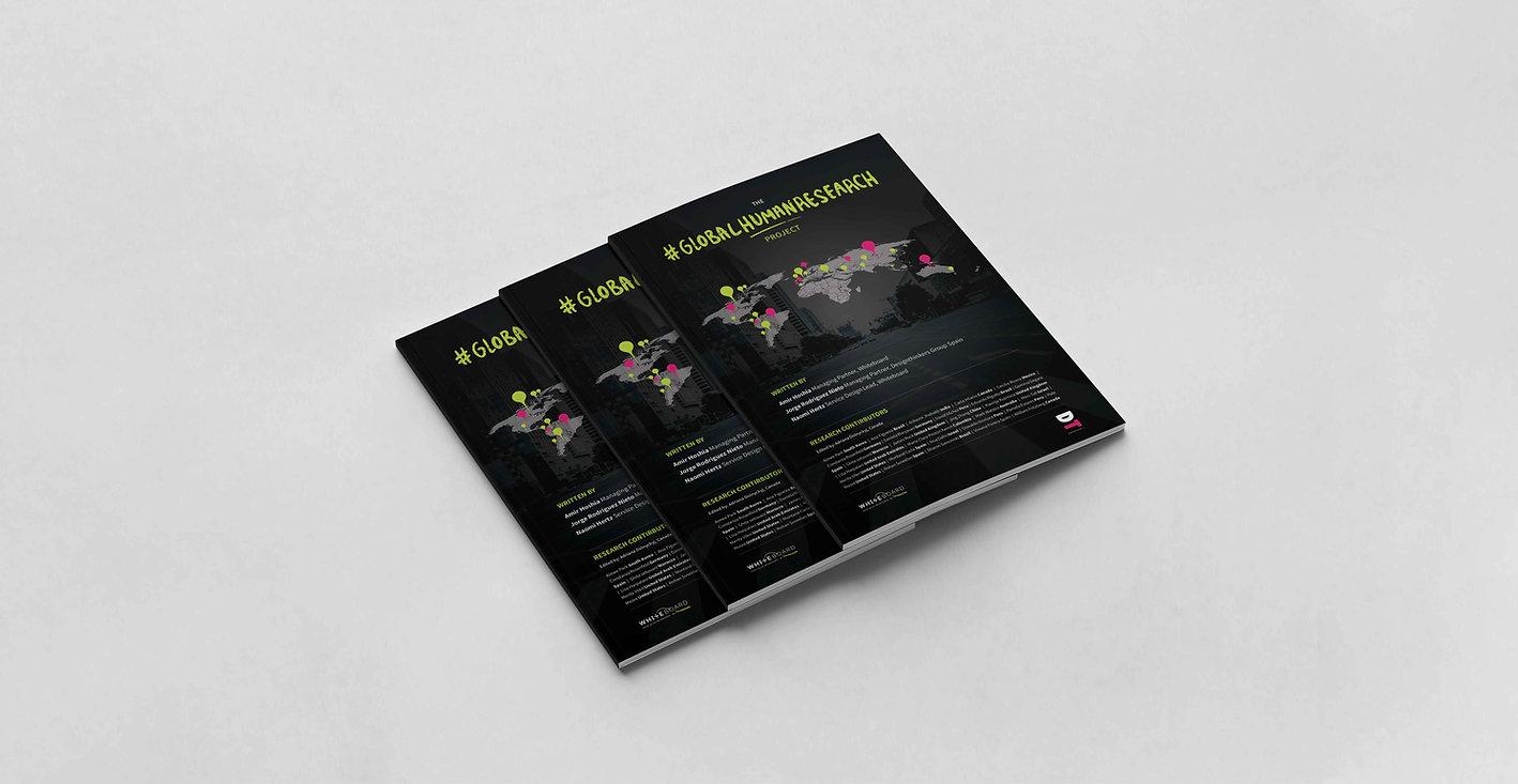 עיצוב חוברת, עיצוב תוצרי מחקר, יעל שאולסקי