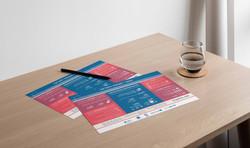 ג׳וינט אלכא - עיצוב מסמך אינפוגרפי מסכם
