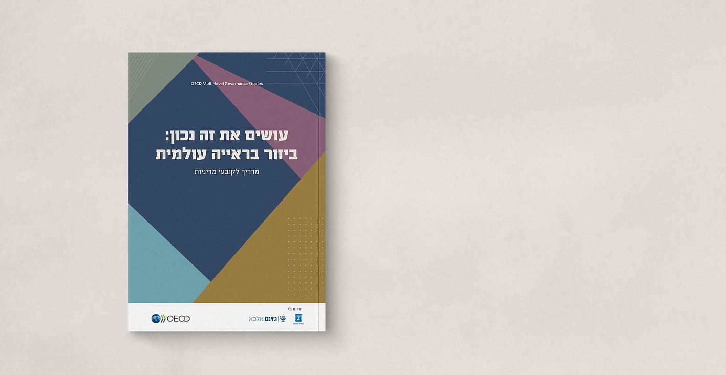 עיצוב דוח, עיצוב חוברת, עיצוב אינפוגרפיקה, יעל שאולסקי