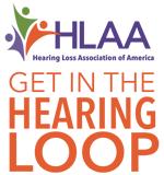 Logo-Get in the Hearing Loop (HLAA)