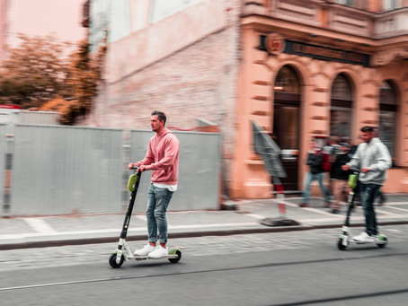 The two-wheeled future of urban mobility