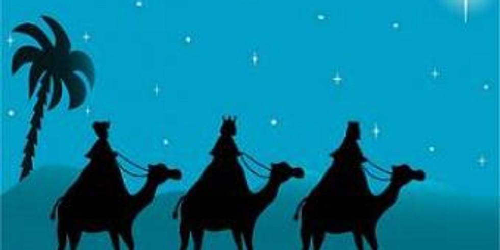 Dia de Reyes en el Kraken