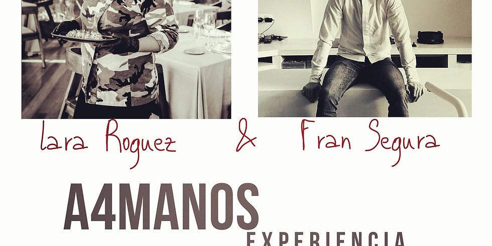 Cena tematica del chocolate 24 de agosto Fran Segura y Lara Roguez a4manos   COMPLETO