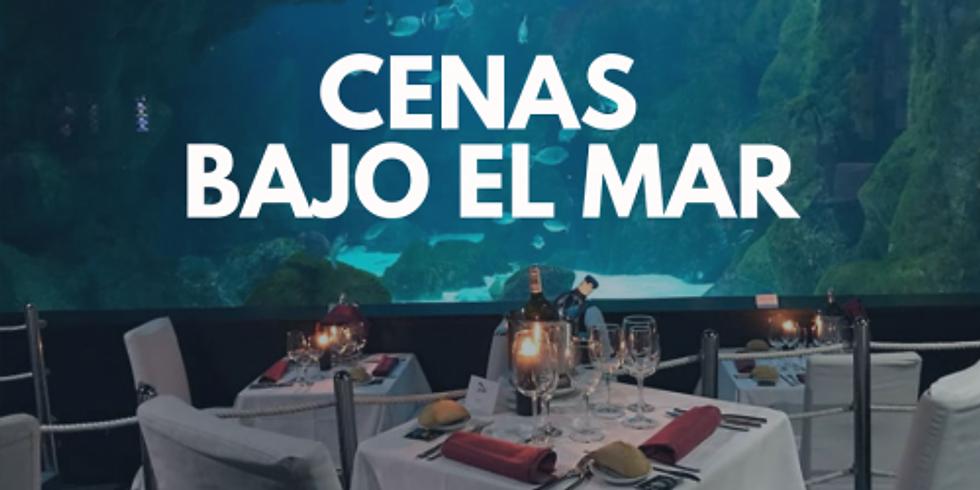 CENAS BAJO EL MAR | 28 de marzo | COMPLETO