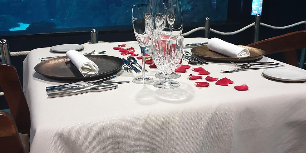 Cenas bajo el mar Edición San Valentín | COMPLETO