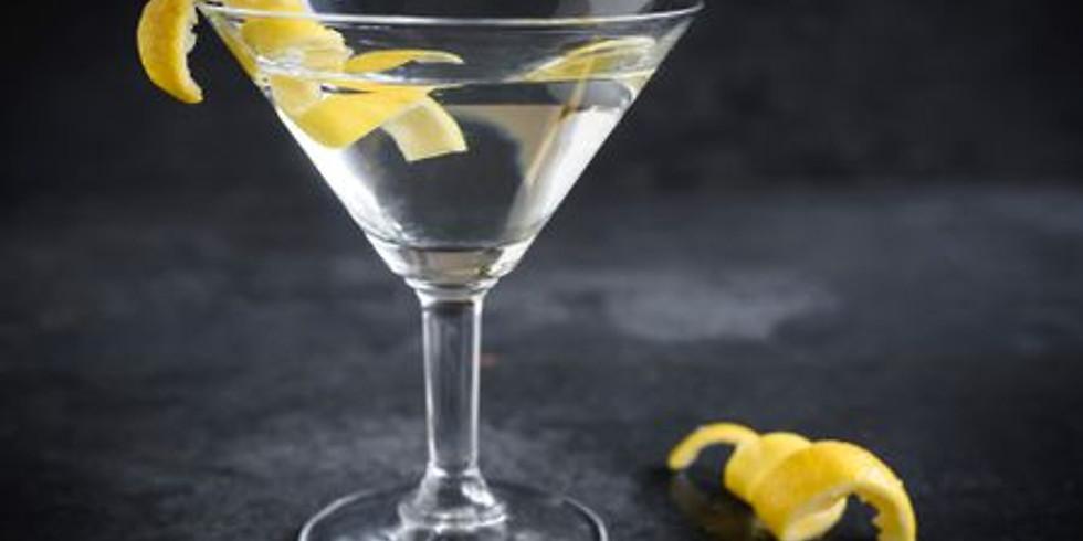 Jueves de martini y dulces