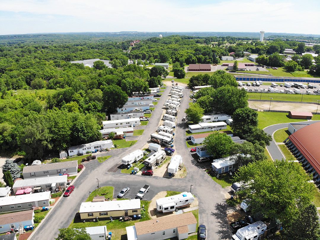Mobile Home and RV Lots