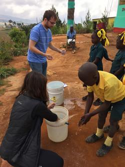 HF Haiti Hand Washing