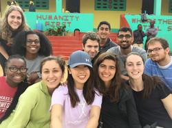 HF Haiti Team