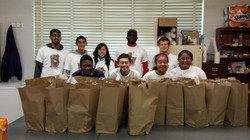 Food Distribution Team