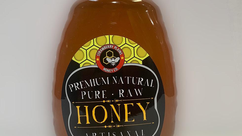 Two Pound Clover Honey - Strawberry Plains Honey