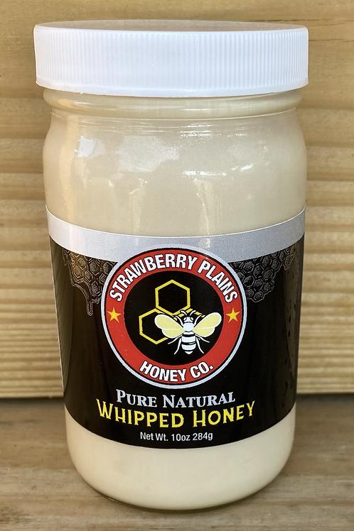 Whipped Honey - Strawberry Cheesecake