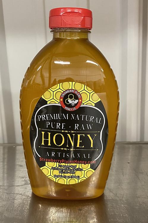 2 Pound Wildflower Honey-Strawberry Plains Honey