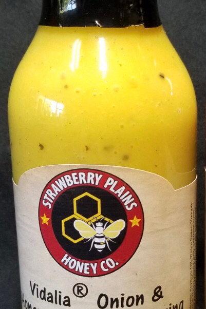 Vidalia Onion & Honey Mustard Dressing