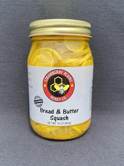 Bread & Butter Squash