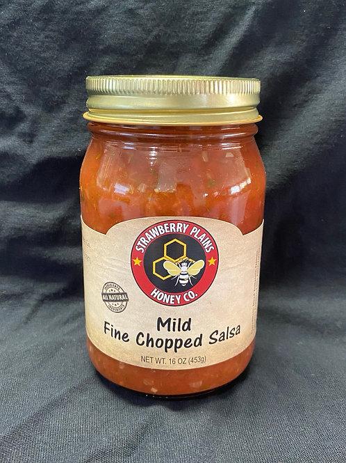 Mild Fine Chopped Salsa