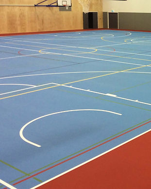 Herculan Seamless Sports Floor Image cop
