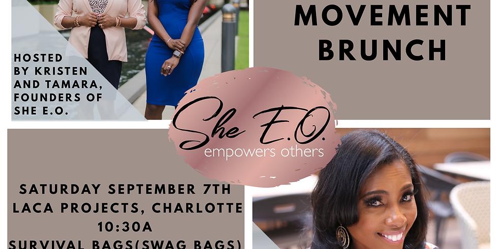 She E.O. The Movement - Brunch