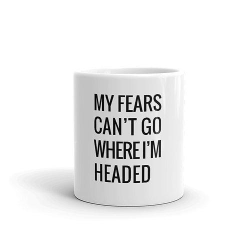 My Fears Mug