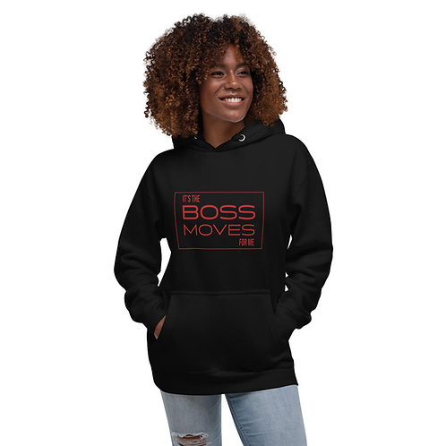 Boss Moves Hoodie Red