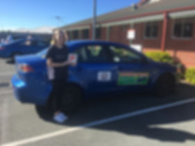 Anna Mann passed Automatic Ps Test May 2