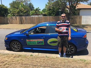 Gavin Norris Manual Ps test redcliffe No