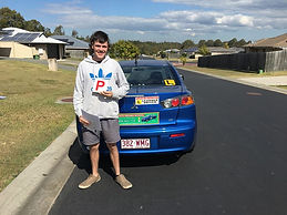 Jamie Smith Automatic Ps Test caboolture