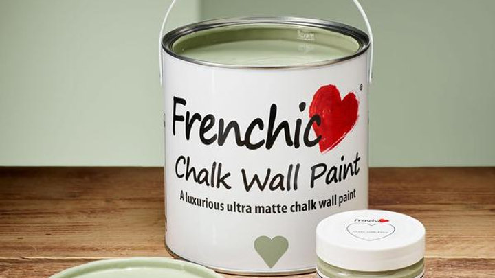 Green with Envy - Chalk Wall Paint Range