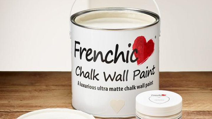 Parchment - Chalk Wall Paint Range