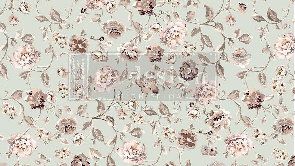 Decor Tissue Paper Neautral Florals