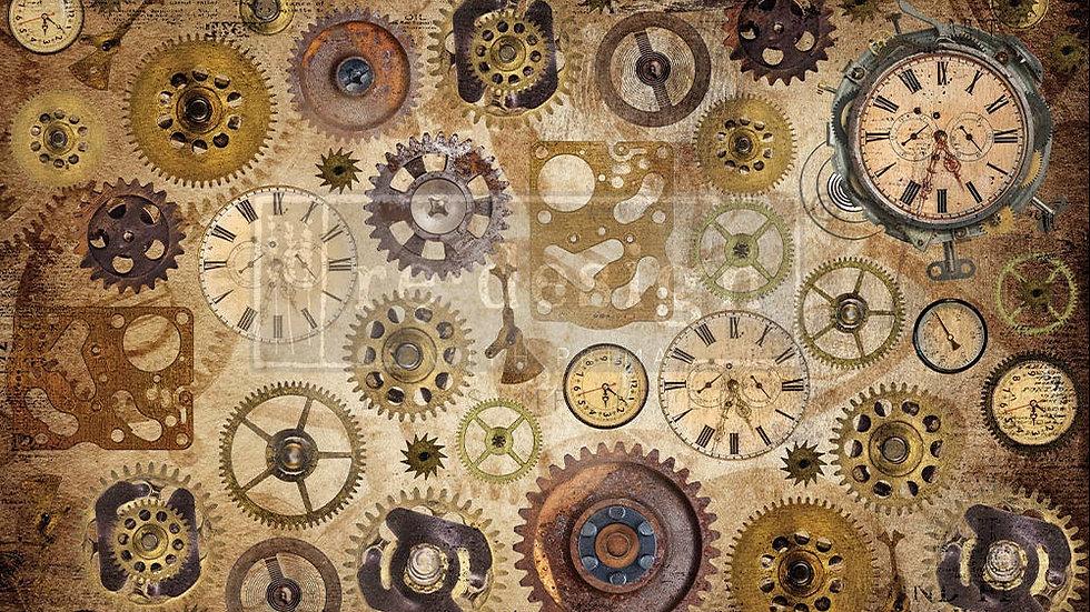 Decor Tissue Paper Timeworks